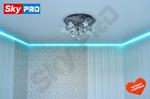 Натяжные потолки с подсветкой отзывы Великий Новгород
